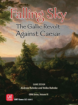 Falling Sky: The Gallic Revolt Against Caesar board game
