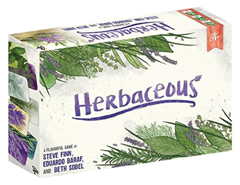 Herbaceous board game