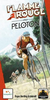 Flamme Rouge: Peloton board game