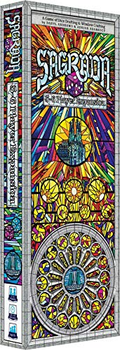 Sagrada: 5-6 Player Expansion board game