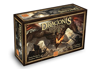 Draconis Invasion board game