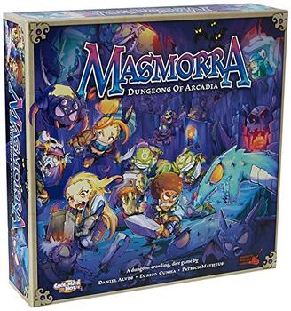 Masmorra: Dungeons of Arcadia board game