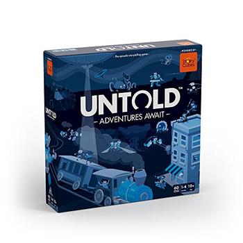 Untold: Adventures Await board game