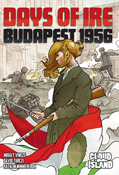 Days of Ire: Budapest 1956 board game