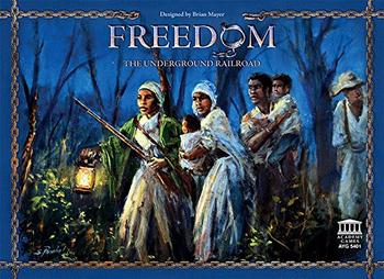 Freedom: The Underground Railroad board game