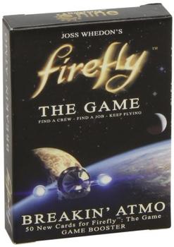 Firefly: The Game - Breakin' Atmo board game