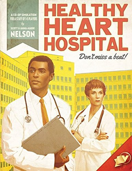 Healthy Heart Hospital board game
