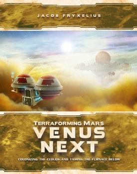 Terraforming Mars: Venus Next board game