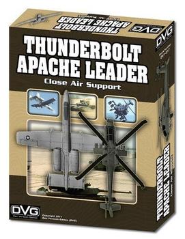 Thunderbolt Apache Leader board game
