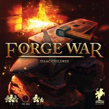 Forge War board game