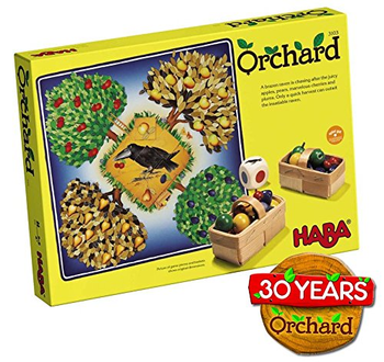 The Orchard: Card Game board game