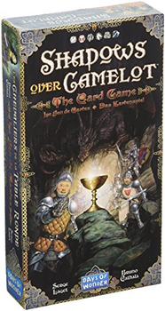 Shadows Over Camelot: The Card Game board game