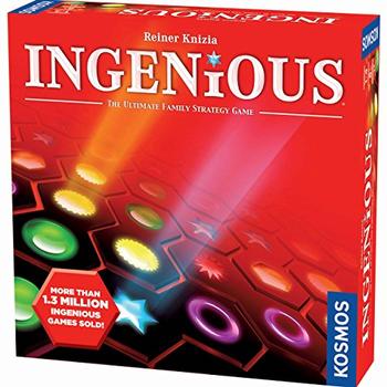 Ingenious board game