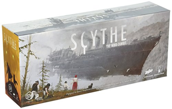 Scythe: The Wind Gambit board game