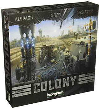 Colony board game