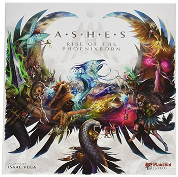 Ashes: Rise of the Phoenixborn board game