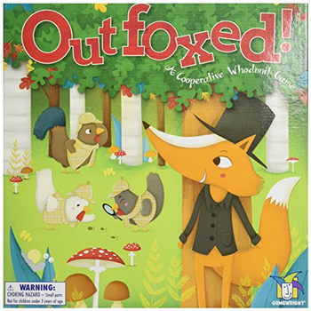 Outfoxed! board game