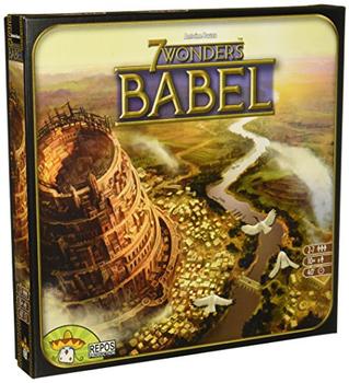 7 Wonders: Babel board game