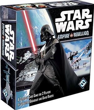 Star Wars: Empire vs. Rebellion board game