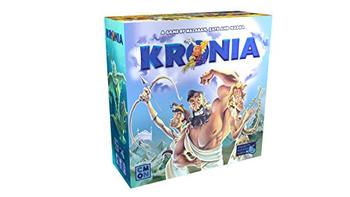 Kronia board game