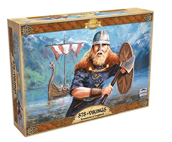 878 Vikings: Invasions of England board game