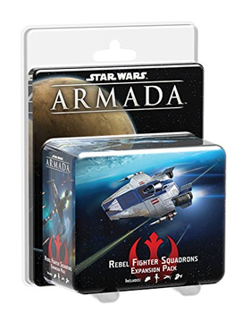 Star Wars Armada: Rebel Fighter Squadrons Expansion Pack board game