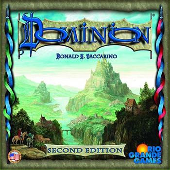 Dominion: Second Edition board game