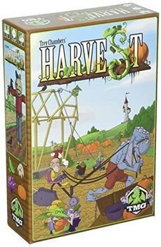 Harvest board game