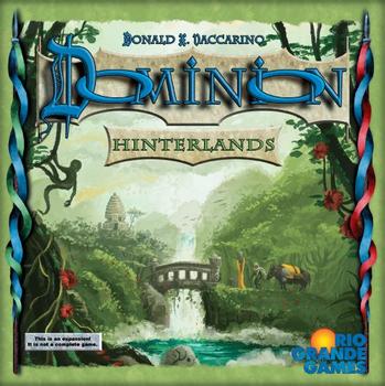 Dominion: Hinterlands board game