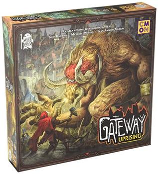 Gateway: Uprising board game