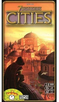 7 Wonders: Cities board game