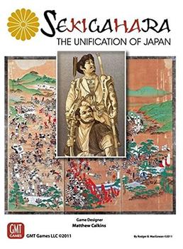 Sekigahara: The Unification of Japan board game