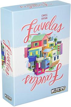 Favelas board game