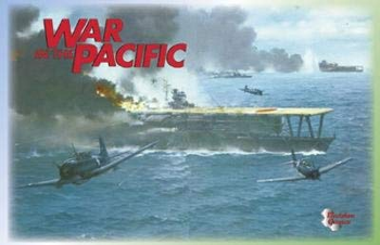 War in the Pacific: Second Edition board game
