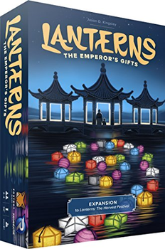 Lanterns: The Emperor's Gifts board game