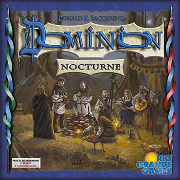 Dominion: Nocturne board game
