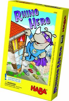 Rhino Hero board game