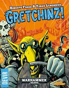 Gretchinz board game