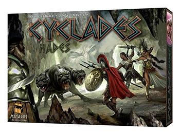 Cyclades: Hades board game