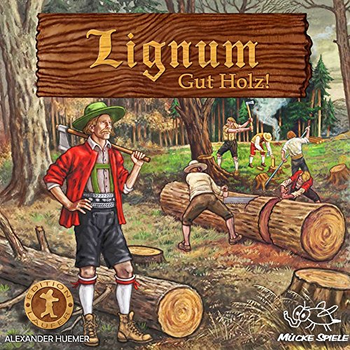 Lignum board game