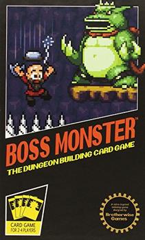 Boss Monster board game