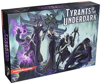 Tyrants of the Underdark board game