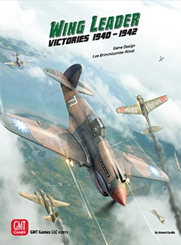 Wing Leader: Victories 1940-1942 board game