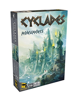 Cyclades: Monuments Expansion board game