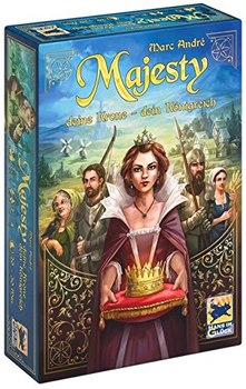 Majesty: For the Realm board game