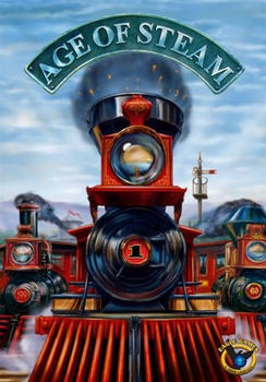 Age of Steam board game