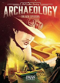 Archaeology: The New Expedition board game