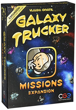 Galaxy Trucker: Missions Expansion board game