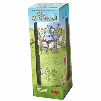 Go Cuckoo! board game