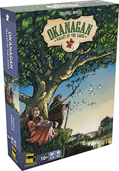 Okanagan: Valley of the Lakes board game